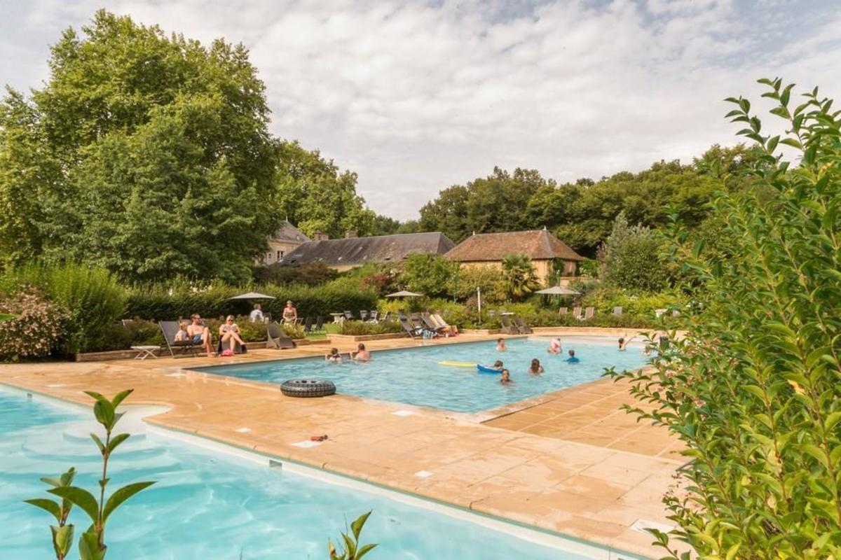 Le camping Castels Château de Chanteloup - Photo 19