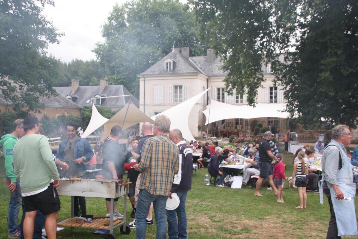 Le camping Castels Château de Chanteloup - Photo 32