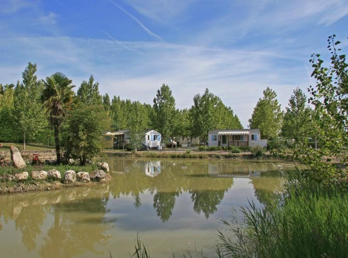 Domaine Le Jardin du Marais - Photo 11