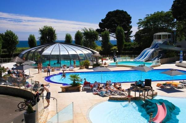 AIROTEL Camping LE RAGUENES PLAGE - Photo 1