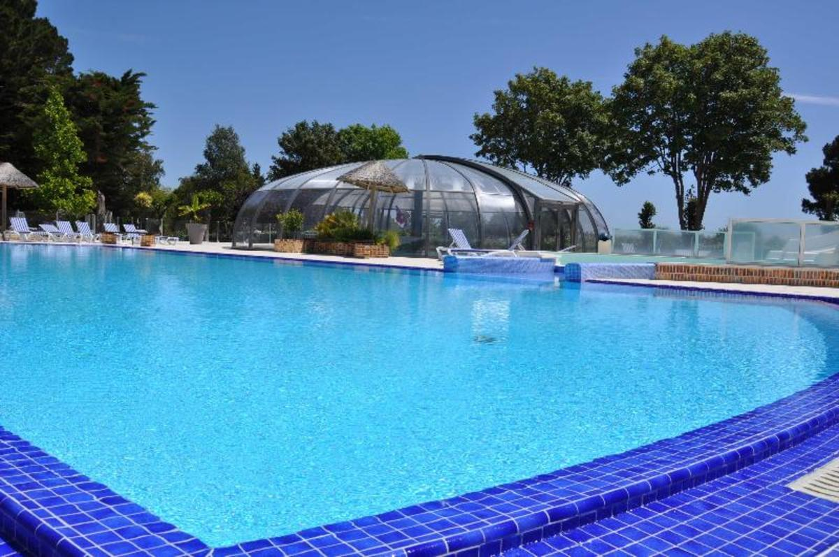AIROTEL Camping LE RAGUENES PLAGE - Photo 402