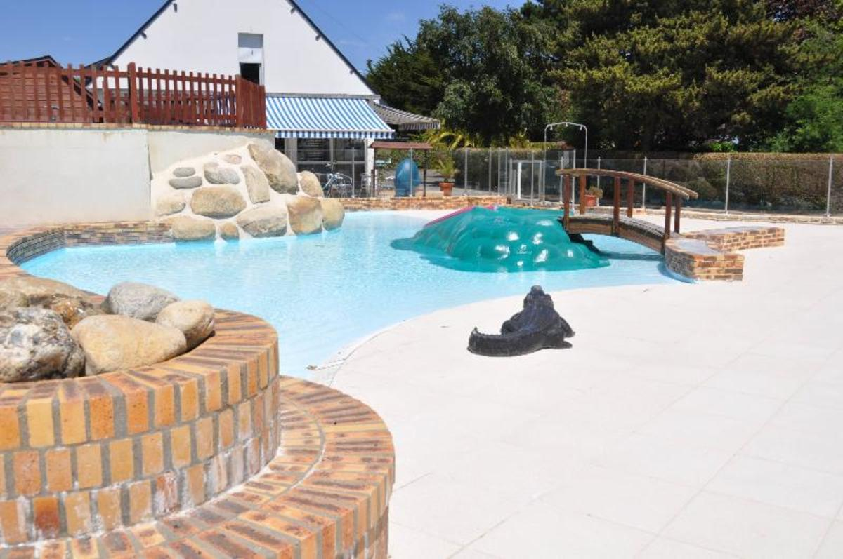 AIROTEL Camping LE RAGUENES PLAGE - Photo 403
