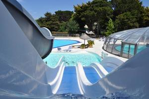 AIROTEL Camping LE RAGUENES PLAGE - Photo 405