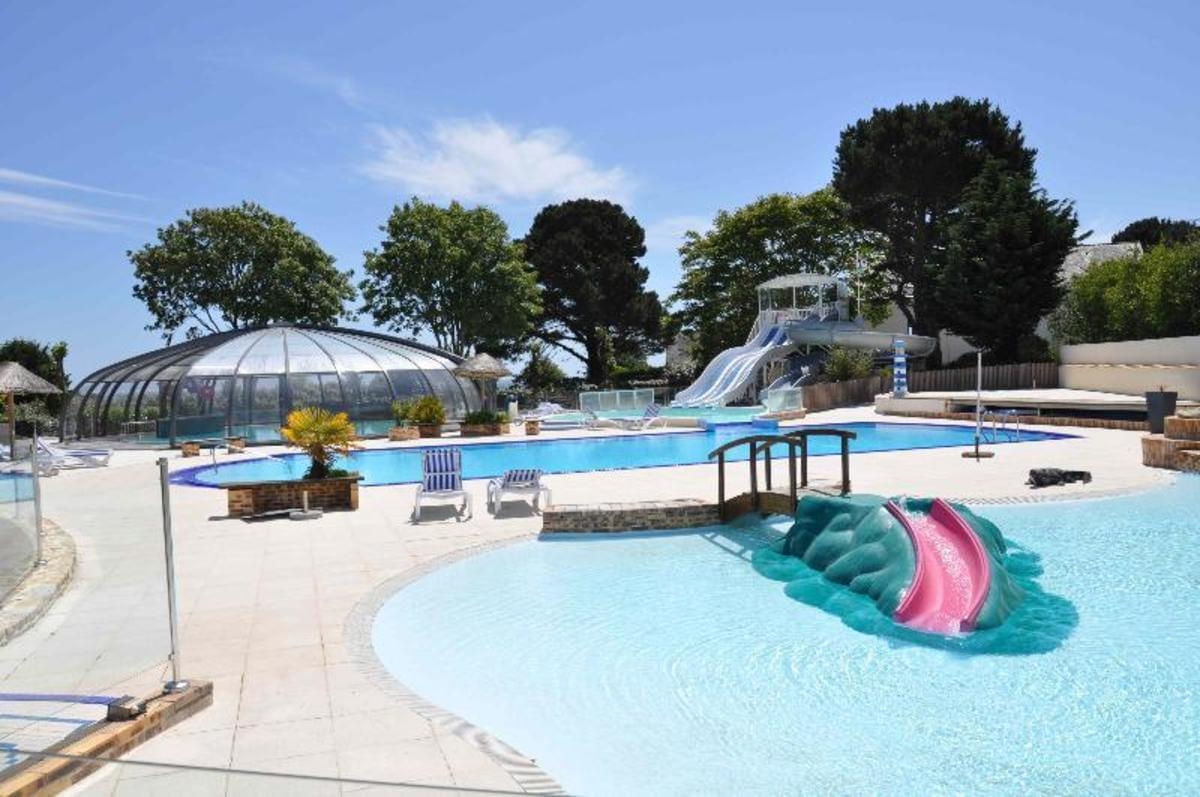 AIROTEL Camping LE RAGUENES PLAGE - Photo 406