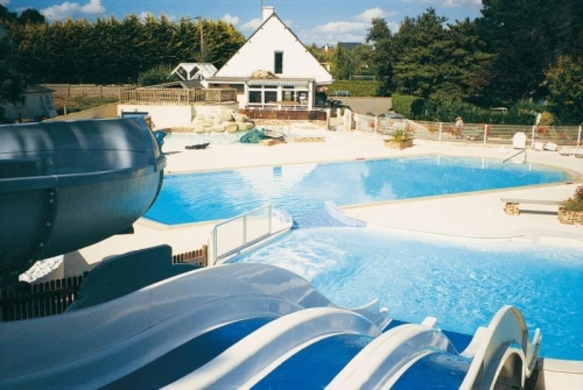 AIROTEL Camping LE RAGUENES PLAGE - Photo 408
