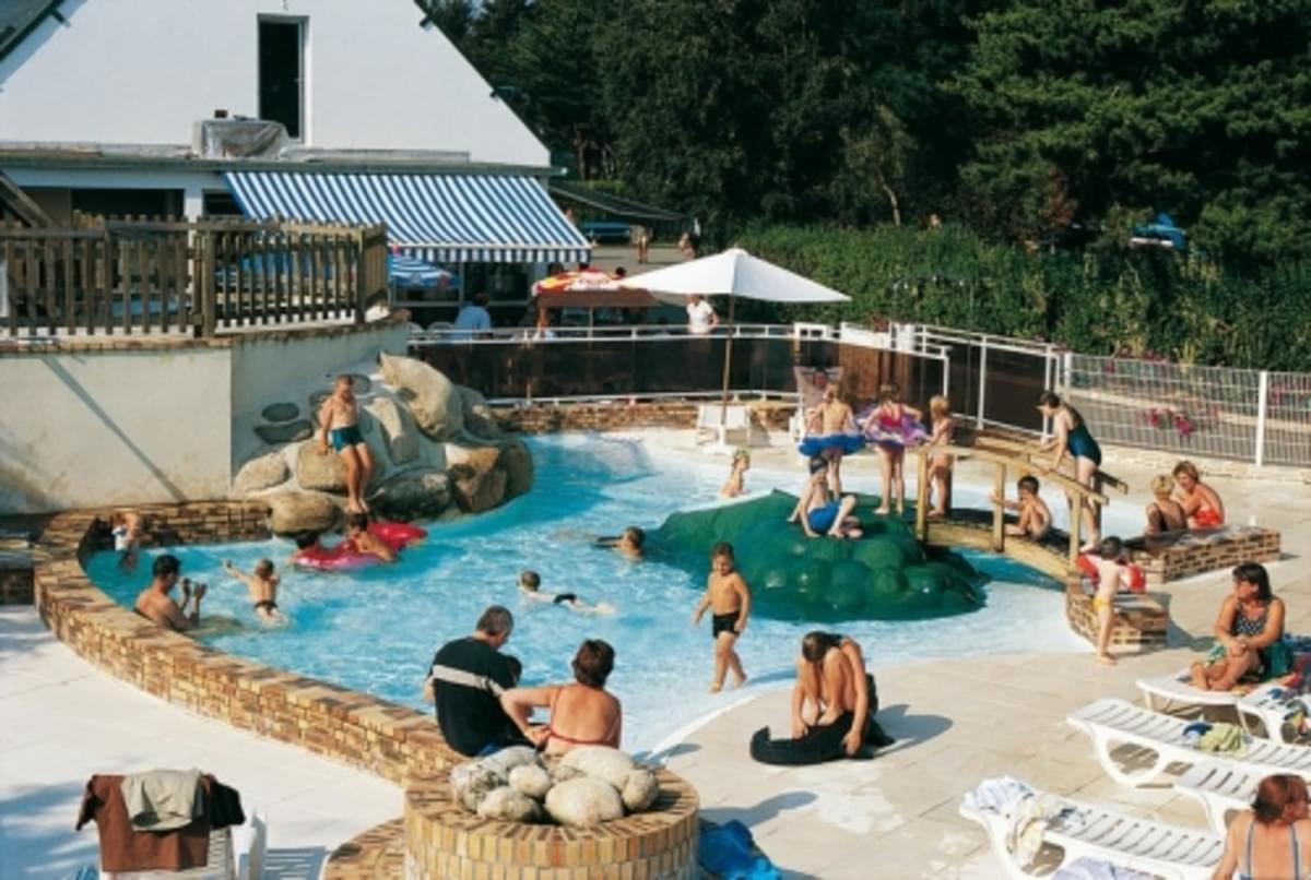 AIROTEL Camping LE RAGUENES PLAGE - Photo 409