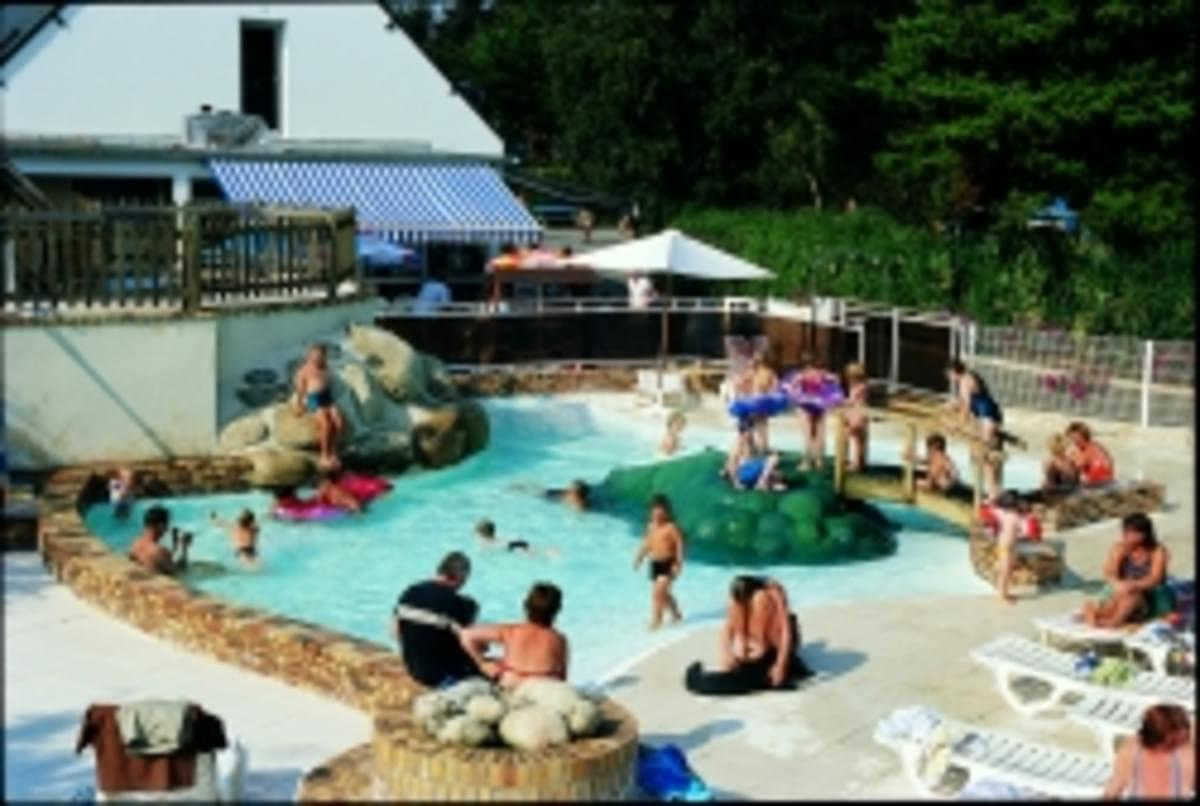AIROTEL Camping LE RAGUENES PLAGE - Photo 704