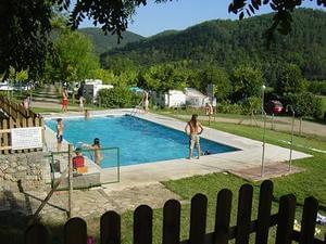 Camping La Soleia d'Oix - Photo 1