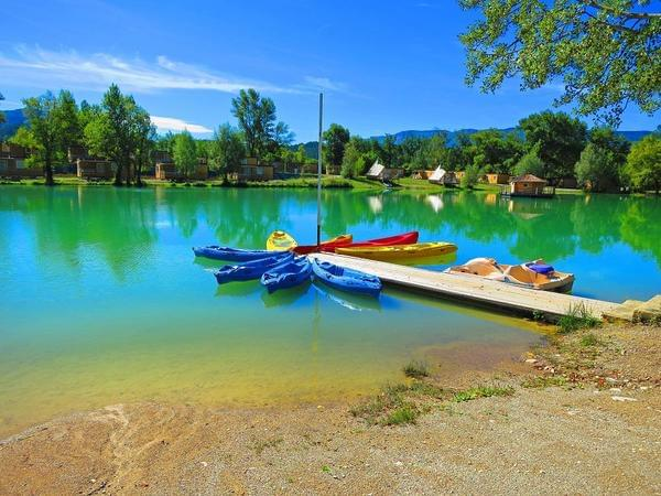 Camping le Lac Bleu - Photo 3