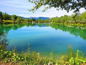 Camping le Lac Bleu - Photo 11