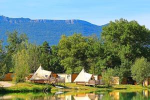 Camping le Lac Bleu - Photo 8
