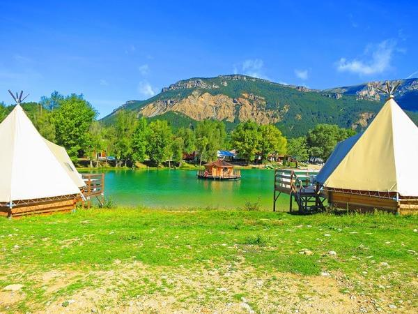 Camping le Lac Bleu - Photo 7