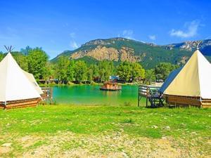 Camping le Lac Bleu - Photo 7