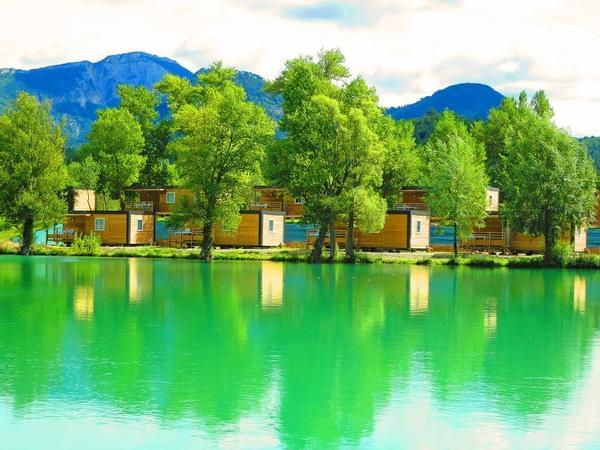 Camping le Lac Bleu - Photo 6