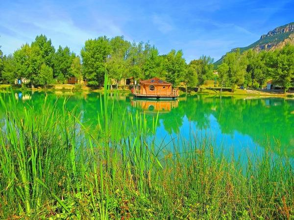 Camping le Lac Bleu - Photo 9