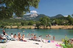 Camping le Lac Bleu - Photo 20