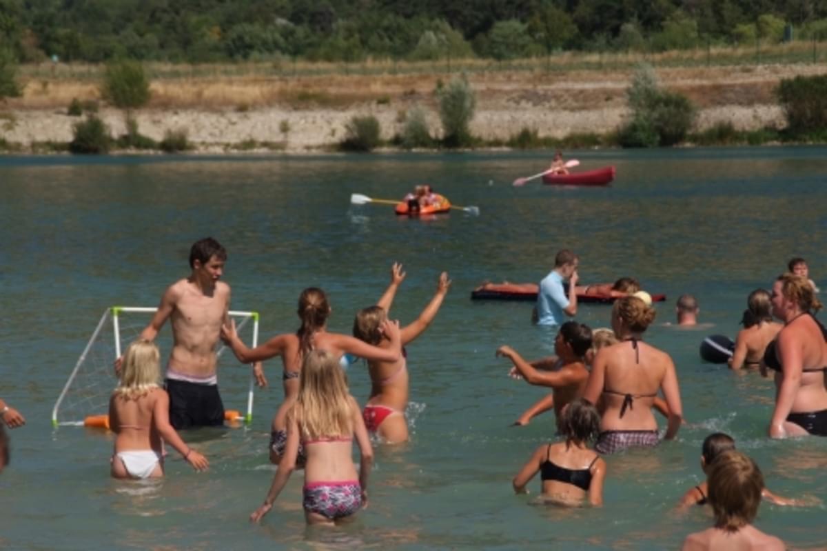 Camping le Lac Bleu - Photo 26