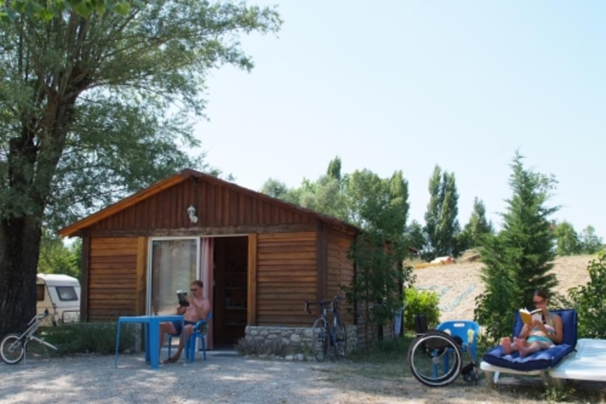 Camping le Lac Bleu - Photo 14