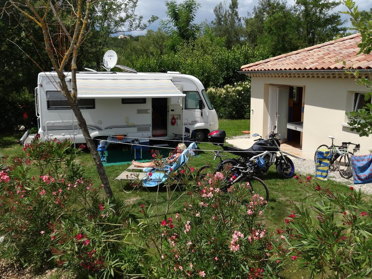 Camping Les Coudoulets - Photo 28