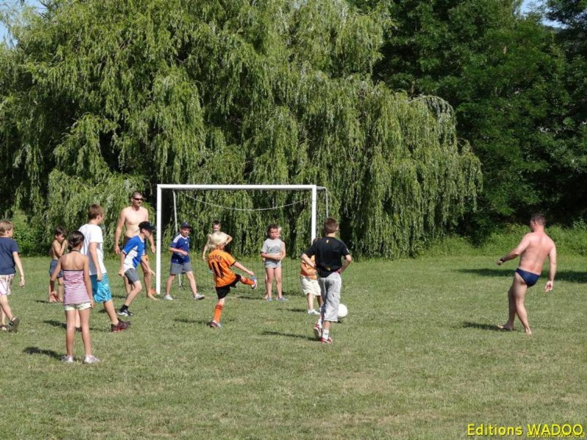 Camping Les Coudoulets - Photo 39
