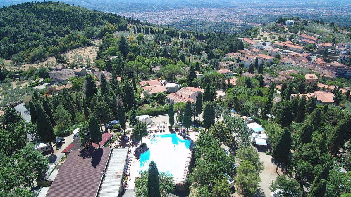 Camping Village  Panoramico Fiesole - Photo 17