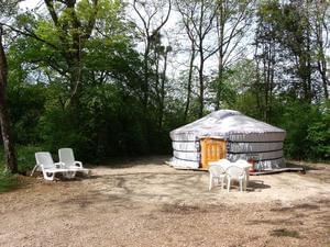 Camping La Croix d'Arles - Photo 3