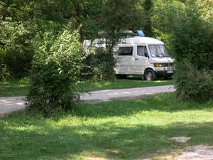 Camping La Croix d'Arles - Photo 4