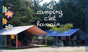 Flower Camping LE TEMPS DE VIVRE - Photo 9
