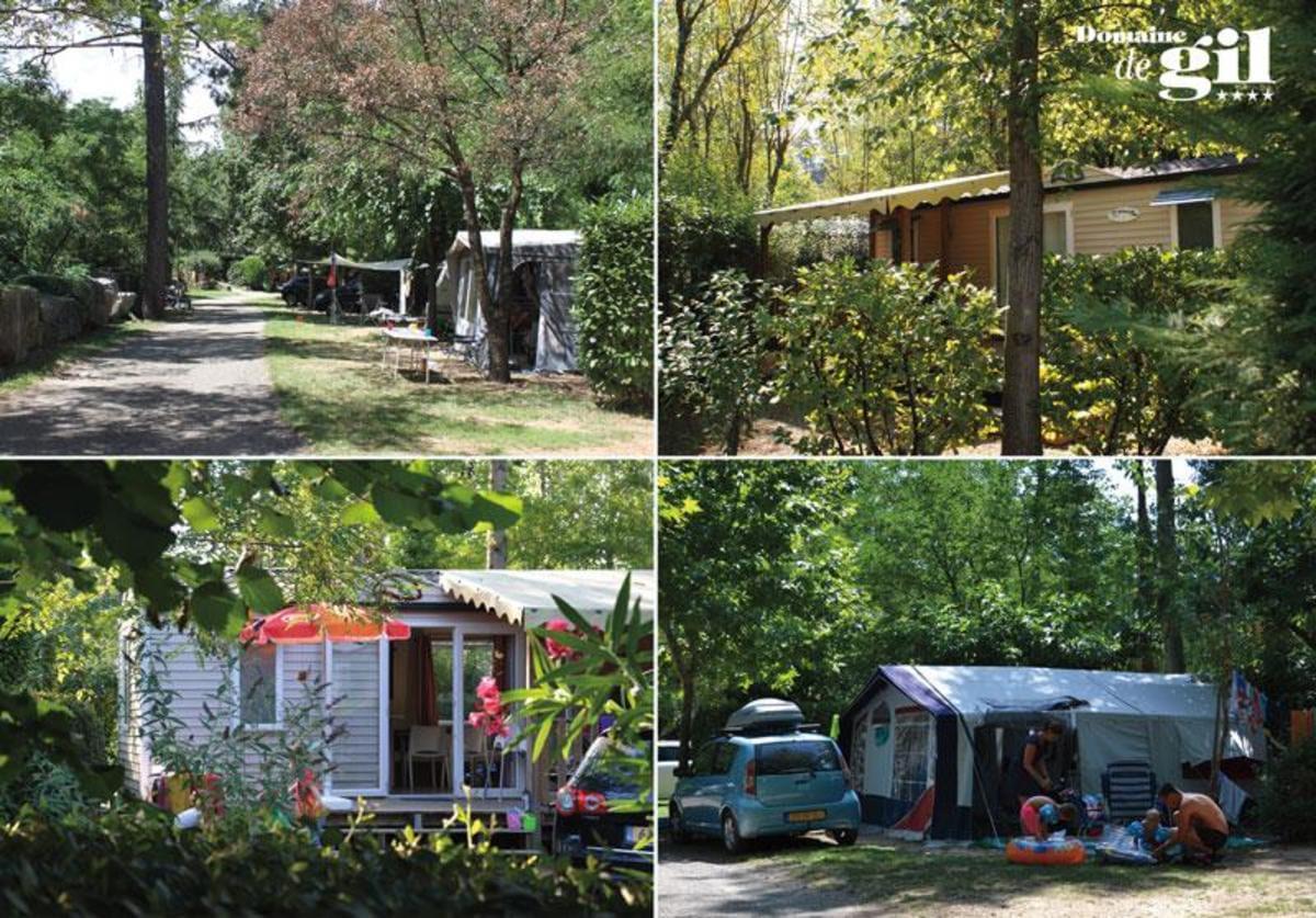 Camping DOMAINE DE GIL - Photo 5