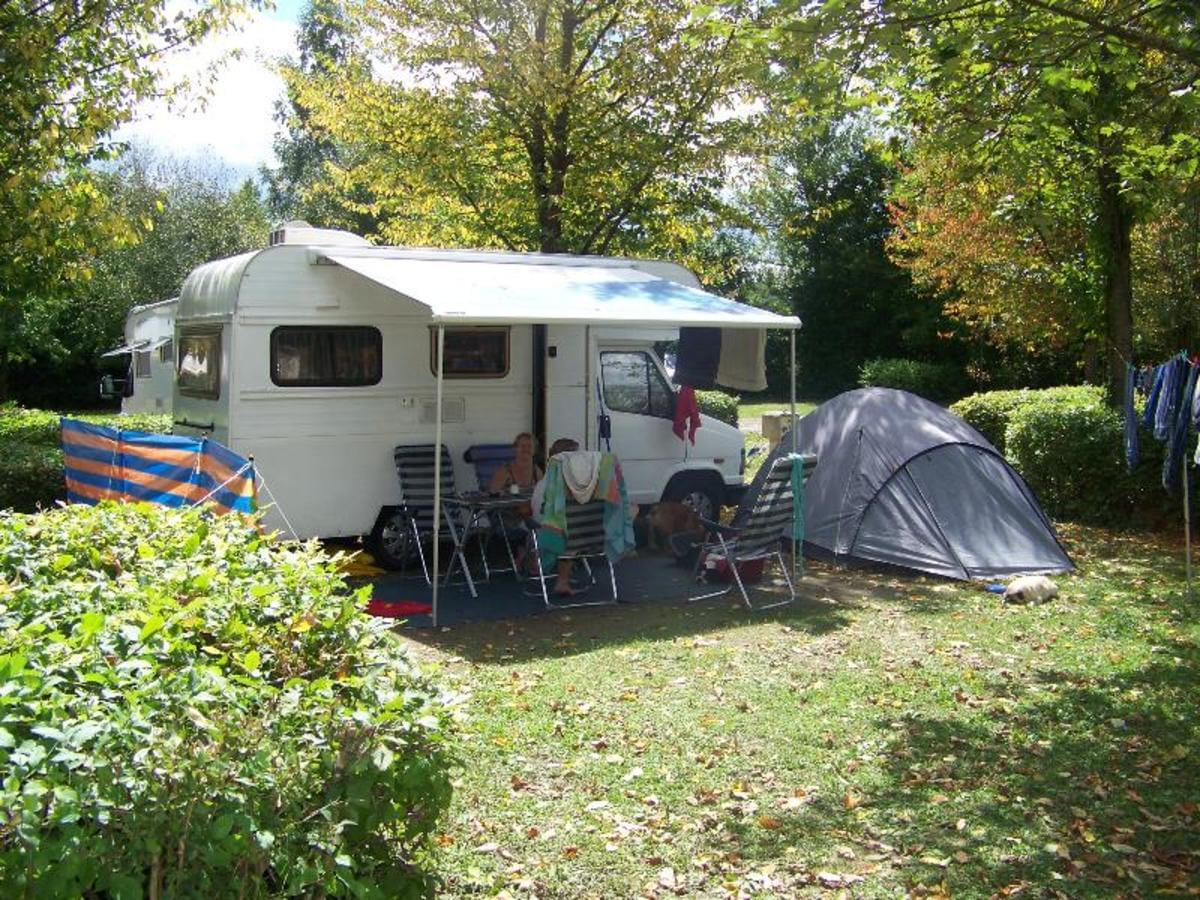 Camping du Lac de Carouge - Photo 11