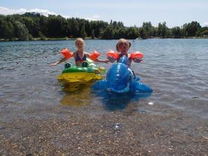 Camping du Lac de Carouge - Photo 16