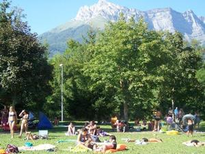 Camping du Lac de Carouge - Photo 20
