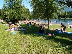Camping du Lac de Carouge - Photo 21