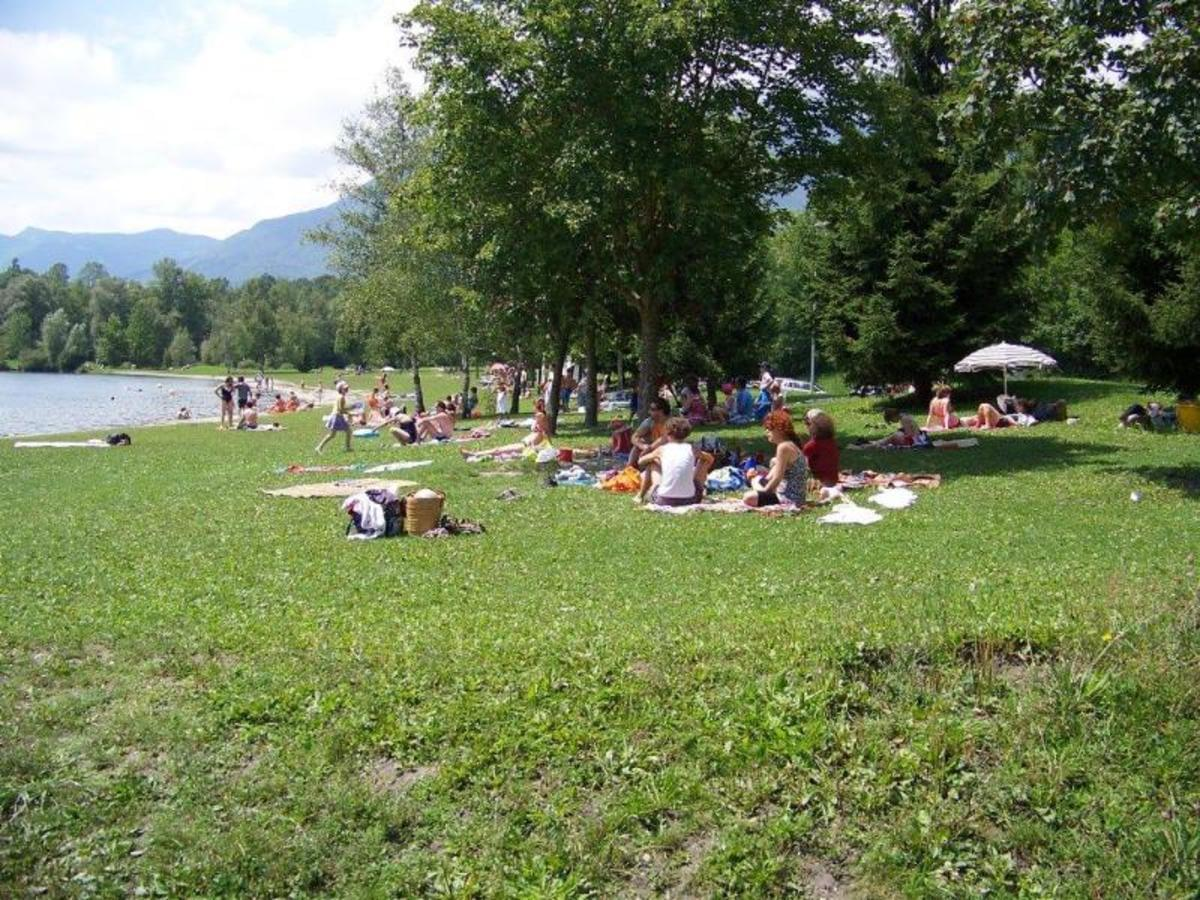 Camping du Lac de Carouge - Photo 24