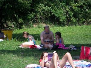 Camping du Lac de Carouge - Photo 25