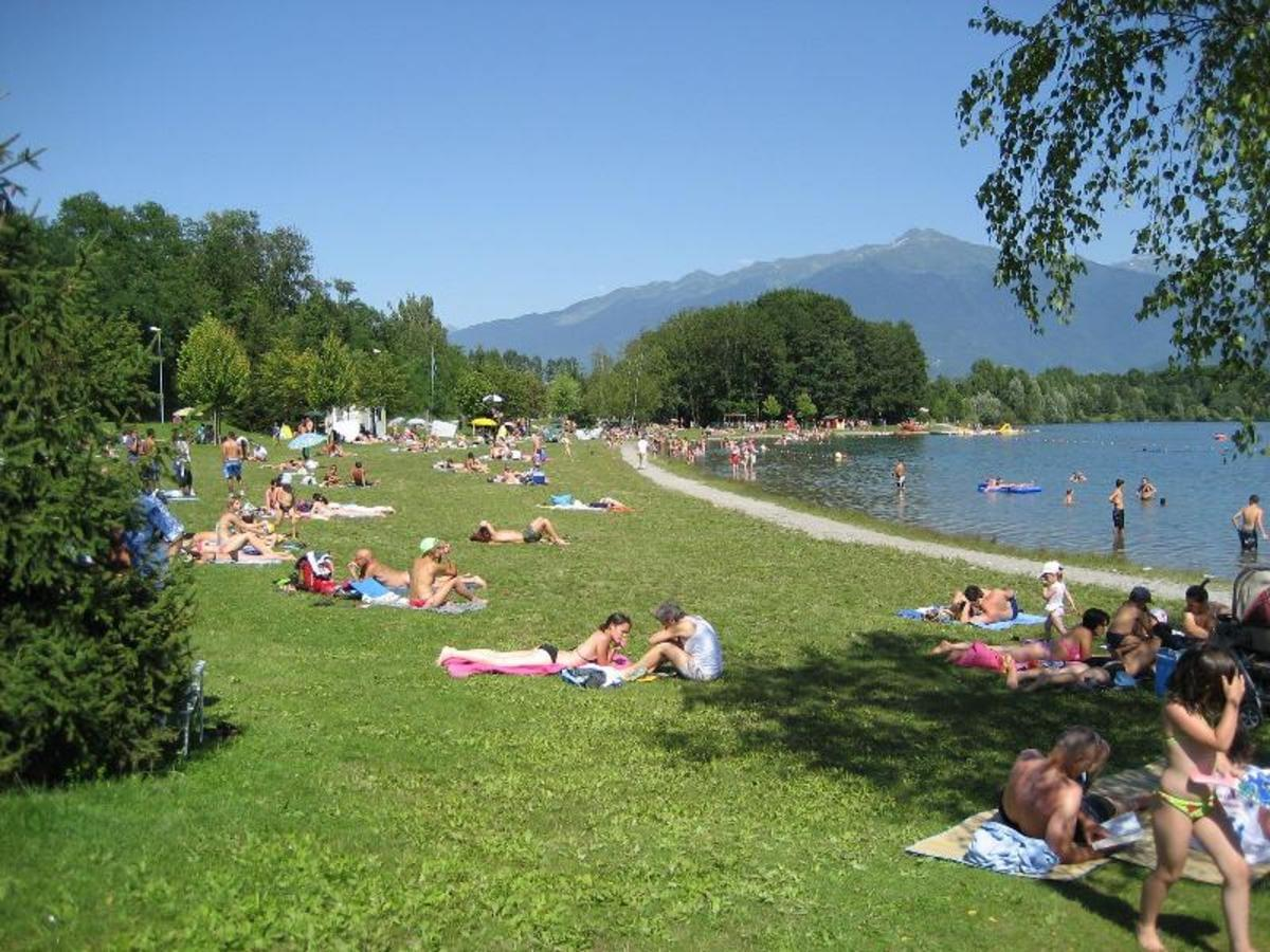Camping du Lac de Carouge - Photo 26