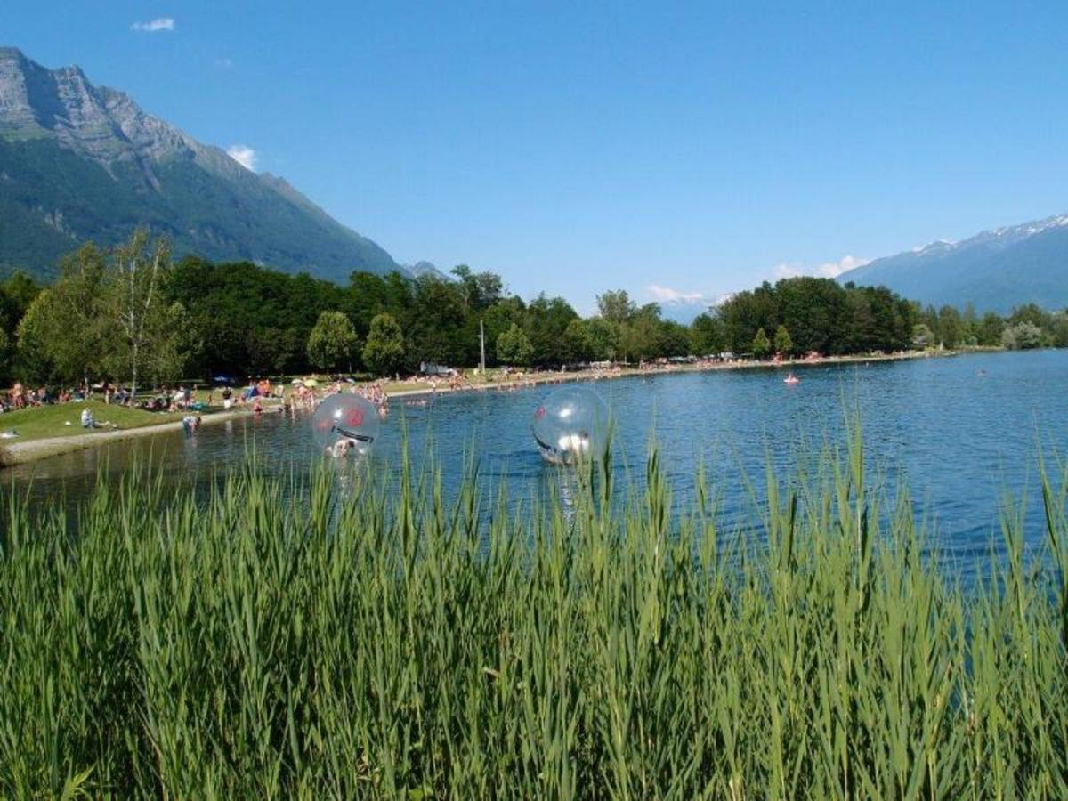 Camping du Lac de Carouge - Photo 42