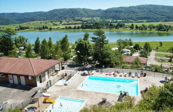 Camping des Gorges de l'Oignin - Photo 1