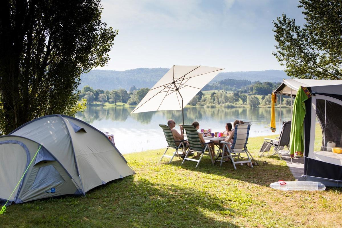 Camping des Gorges de l'Oignin - Photo 19
