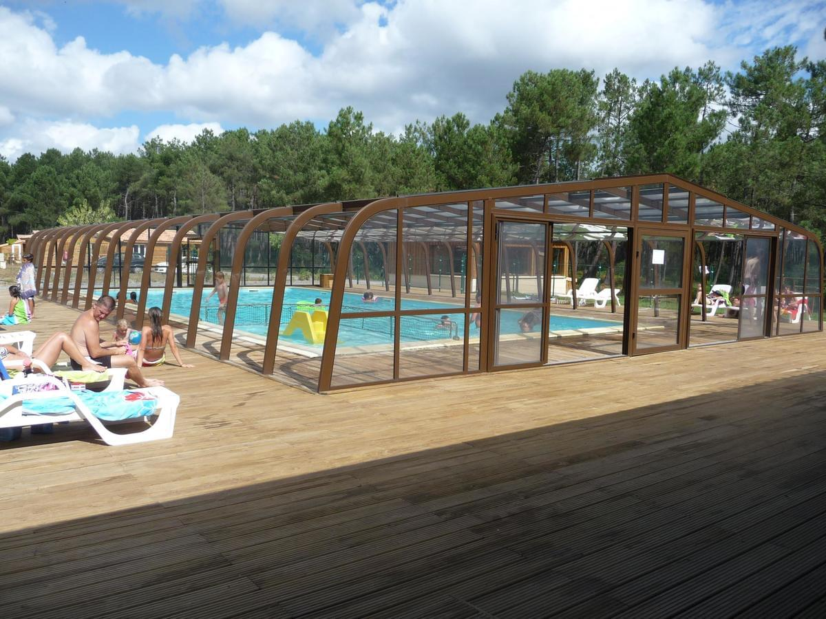 Camping LANDES OCEANES - Photo 6