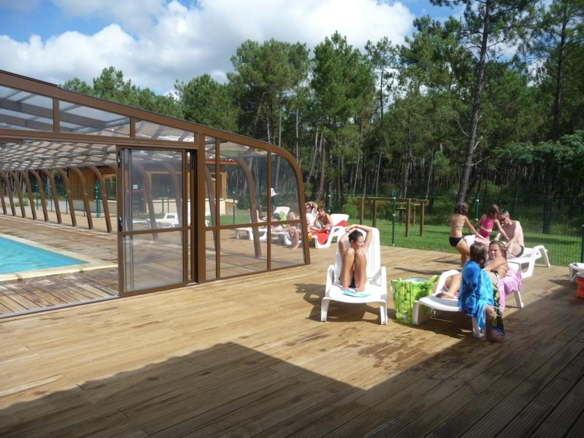 Camping LANDES OCEANES - Photo 15