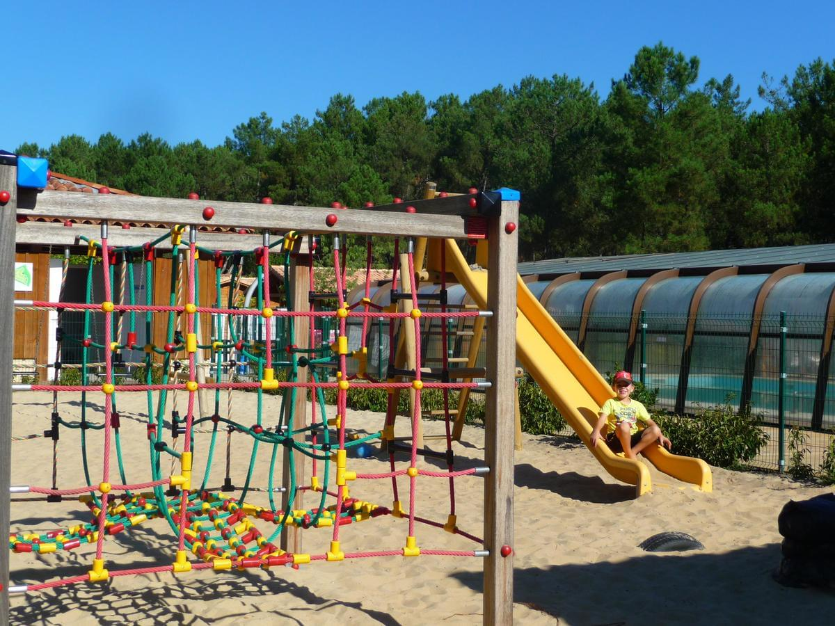 Camping LANDES OCEANES - Photo 44