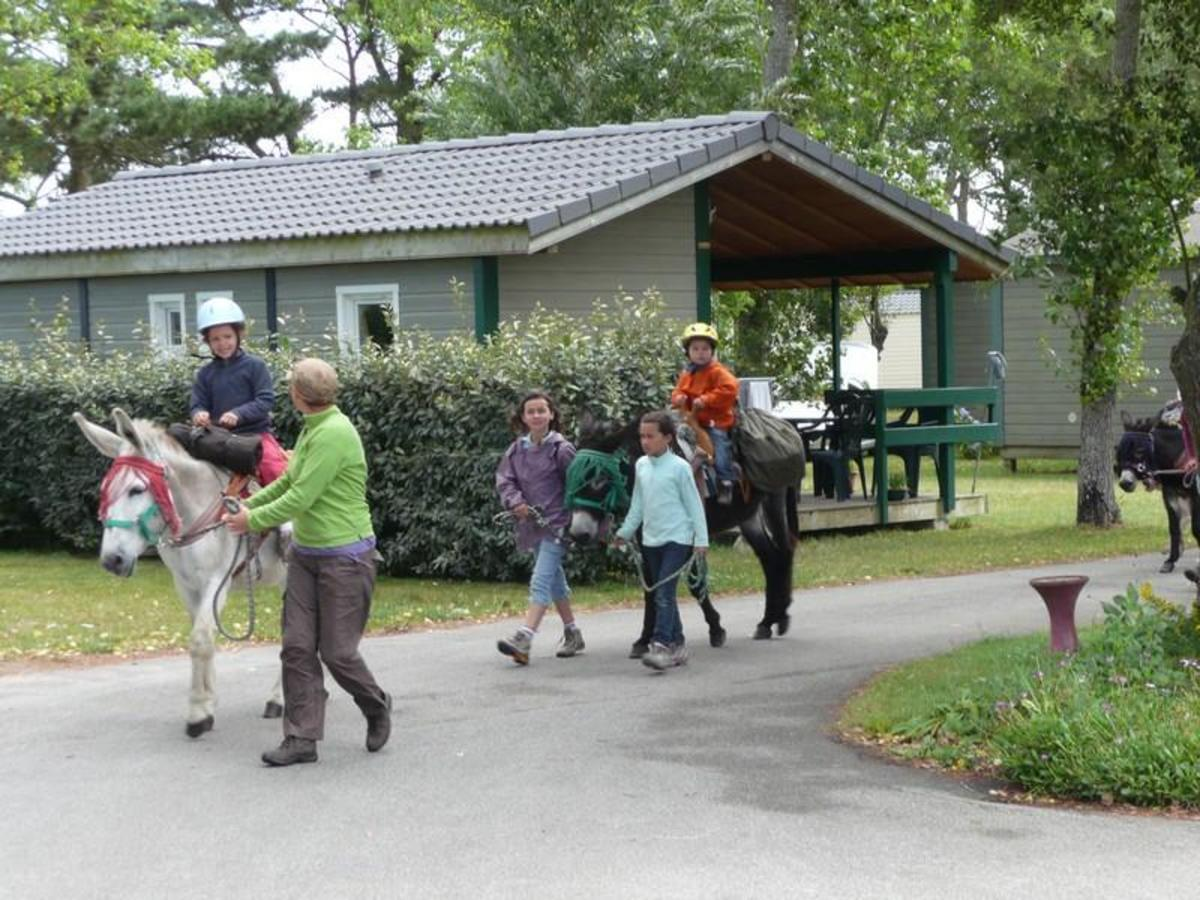 Camping Kerlaz - Photo 45