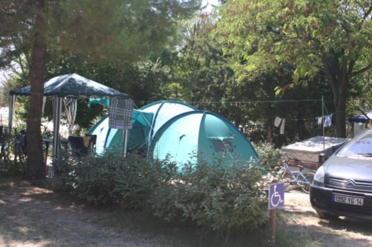 Camping Fontisson - Photo 13