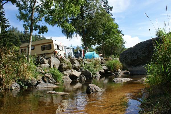 Camping du Pont de Braye - Photo 1
