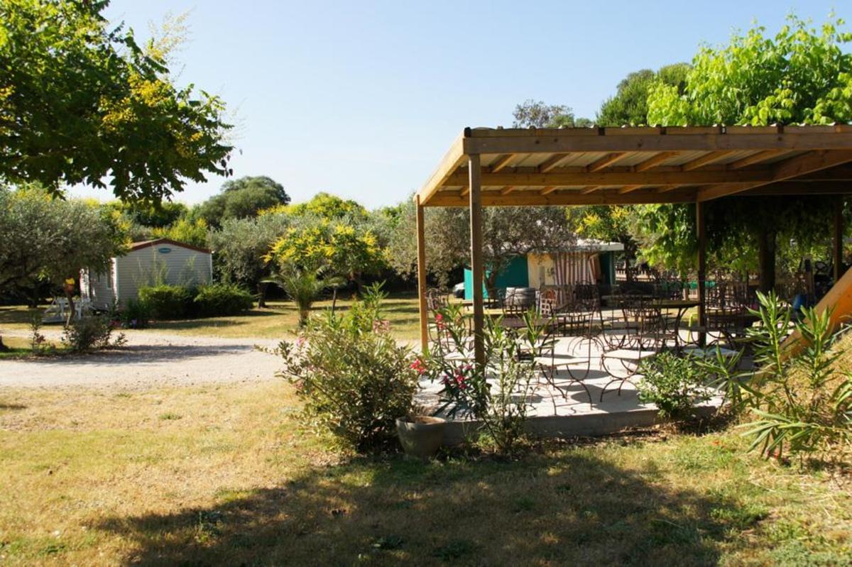 Flower Camping Le Mas de Mourgues - Photo 25