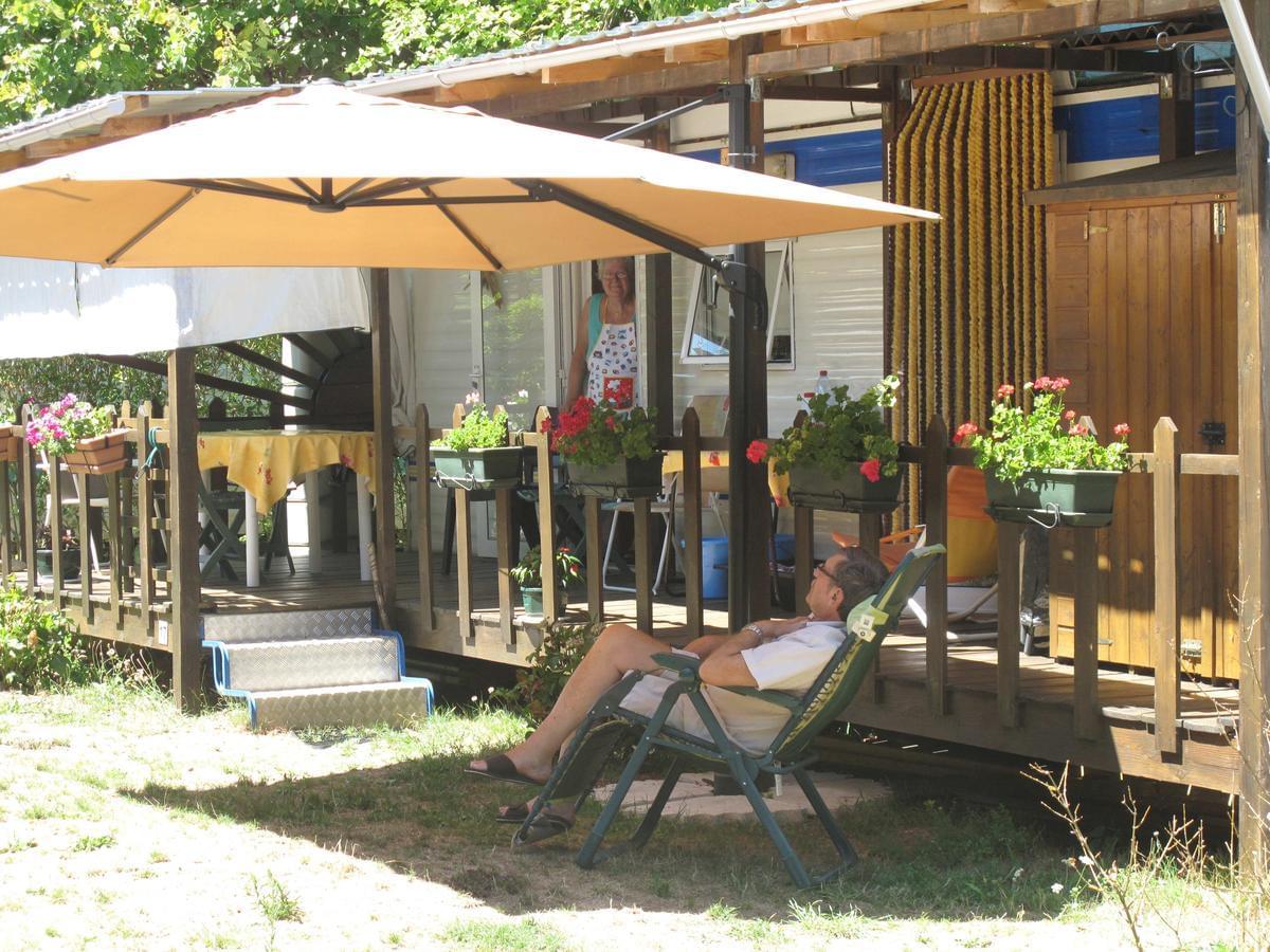 Camping La douce Ardèche - Photo 30