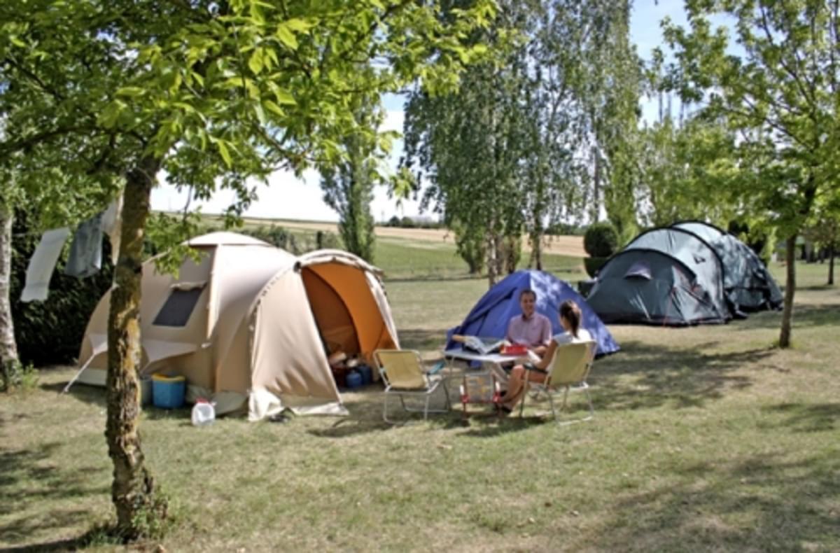 Camping Château de la Rolandière - Photo 1301