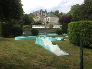 Camping Château de la Rolandière - Photo 604