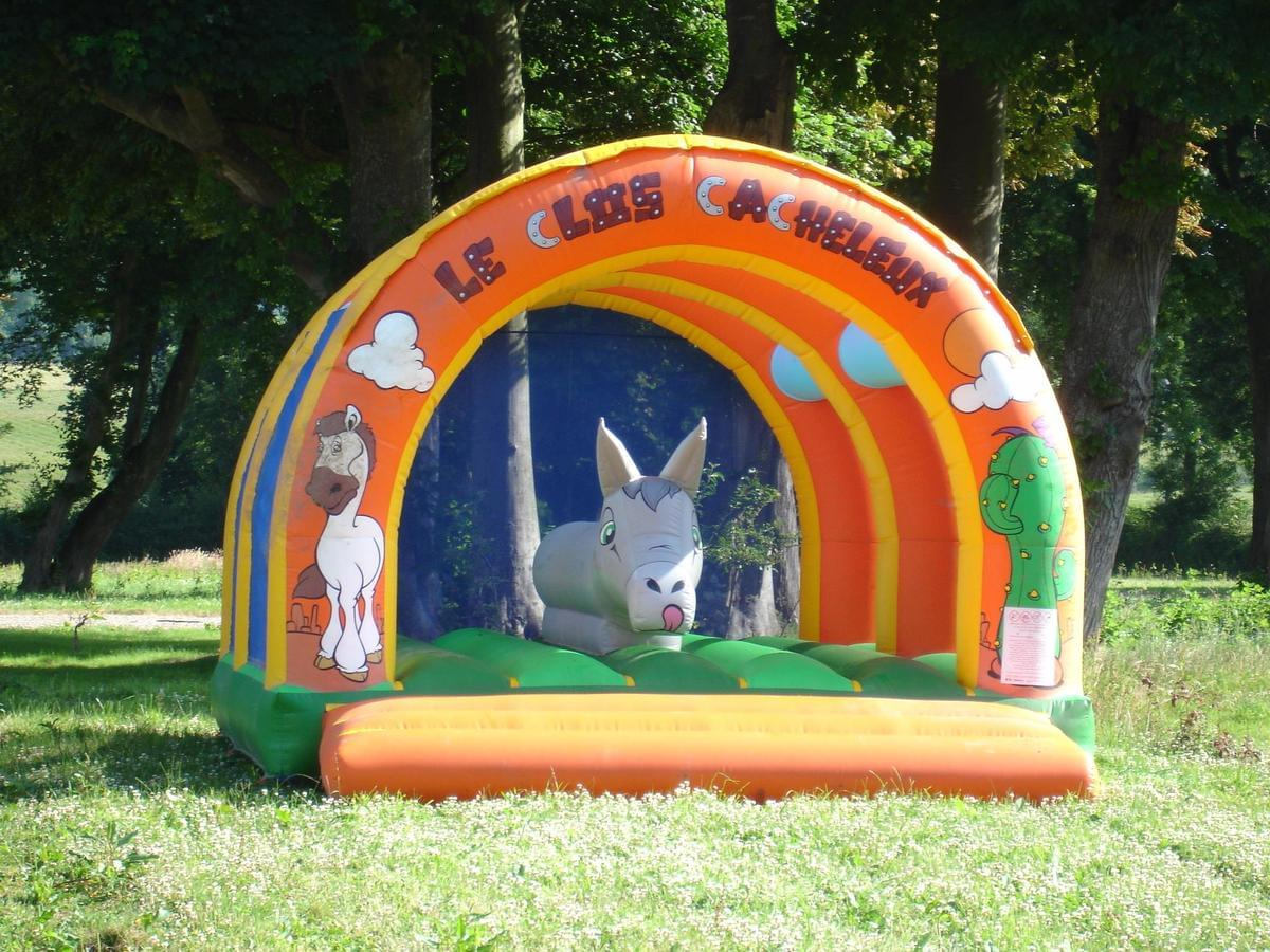 Camping LE CLOS CACHELEUX - Photo 715